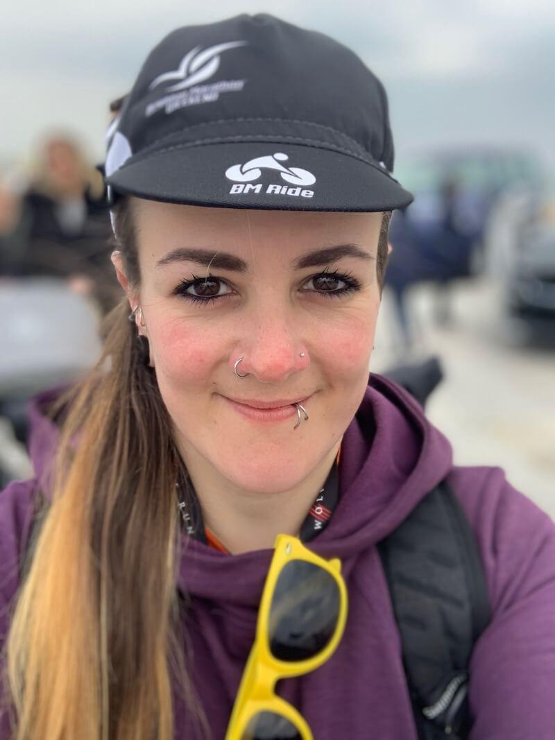 BM Ride Brighton Marathon Weekend review - Tess Agnew fitness blogger