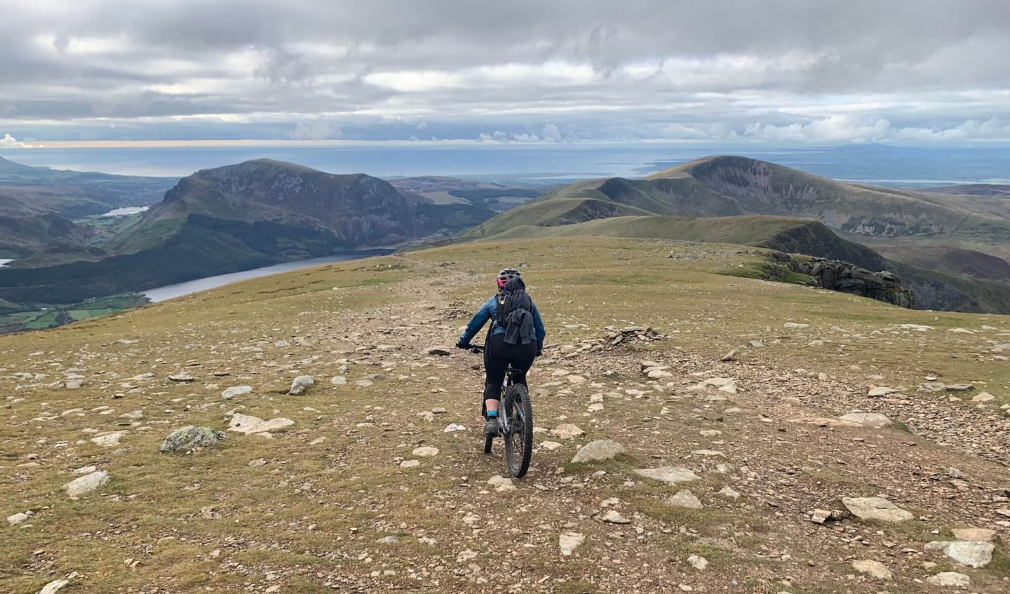 Mountain_biking_Snowdon_Rangers_Path_Descent_Tess_Agnew_cycling_blogger