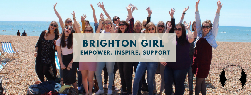 Brighton Girl Facebook Group on Brighton Beach